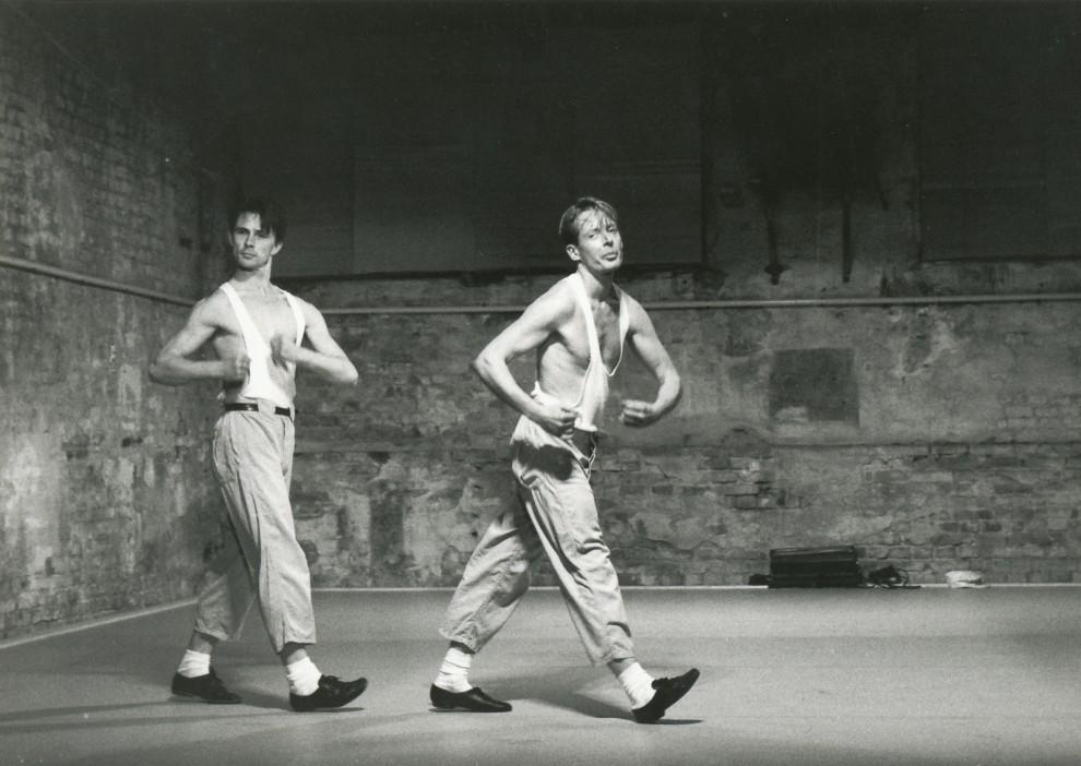 1 Potsdamer Tanztage 1991